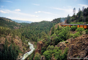 River of Lost Souls and Durango & Silverton  RR, CO.