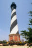 Cape Hatteras Light House, Cape Hatteras National Seashore.