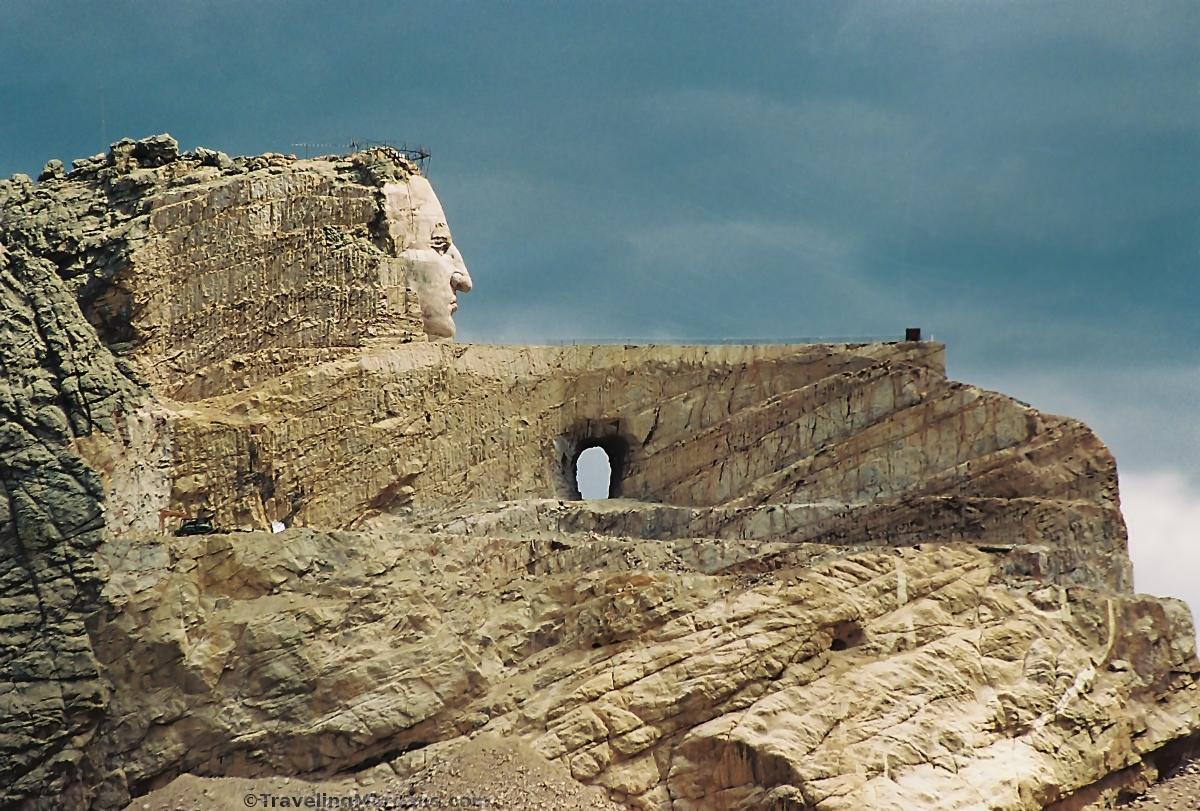 Crazy Horse Miles Road