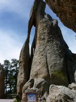 Needle's Eye, Needles Highway, Custer SP, Custer SD.
