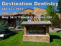 Destination Dentistry in the Black Hills