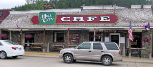 Hill City Cafe