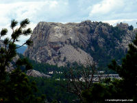 Iron Mtn Rd Norbeck Overlook Mt Rushmore