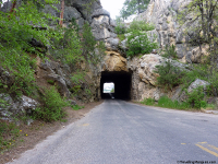 Iron Mtn Rd N Tunnel