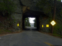 Iron Mtn Rd M Tunnel