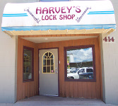 Harvey's Lock