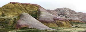 Yellow Mounds.
