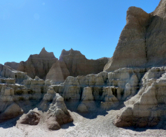 Door Trail Badlands NP.