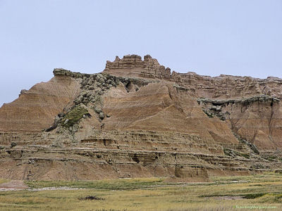 Eroded Butte