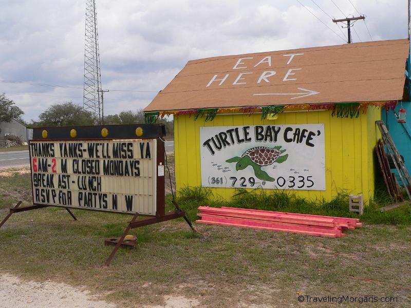 Turtle Bay Cafe Rockport Tx