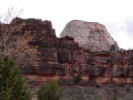 The Organ and Great White Throne, Zion National Park, UT.